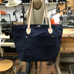 18oz Duck Canvas Hand Tote Navy