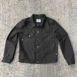 12oz Duck Canvas Field Hand Jacket Black {Various Colors}