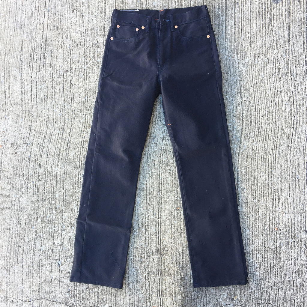 OPSTK 12oz Navy Duck Canvas 5Pckt 32W[actual]  32L 997 Miner Fit
