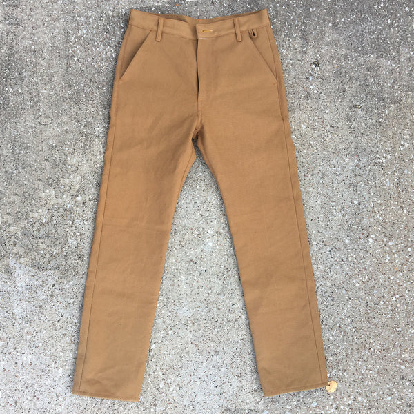 15oz Duck Canvas Desert Selvage Red CHINO Version