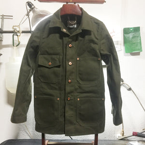 18oz Duck Canvas Car Coat {Various Colors}
