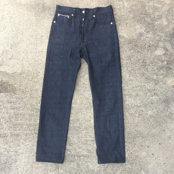 14oz TEXAS Denim Lot#11 Red Selvage-LIMITED QUANITIES