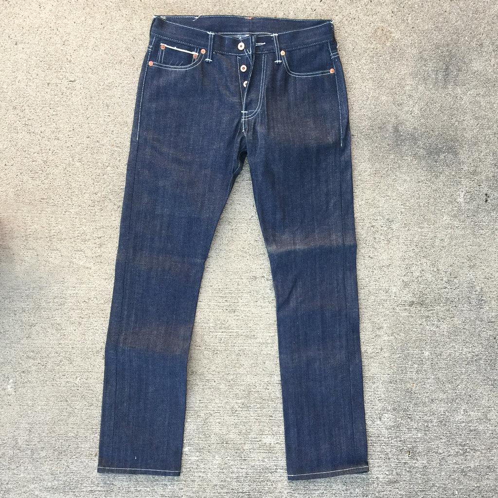 14oz Indigo Cone Mills White Selvage {Limited Quantities}