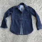 OPSTK 14oz TEXAS Denim Lot#12 Red Selvage WORKSHIRT SML