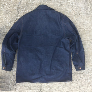 13.5oz 1968 Cone Mills Denim Car Coat