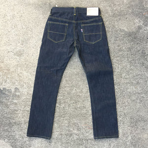 16.5oz Cone Mills Indigo Yellow Selvage [ LIMITED Quantities ]