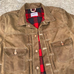 1953 Type II Modify Jacket 15oz Wax Duck Canvas