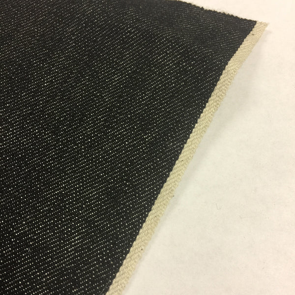 14oz Black Cone Mills White Selvage