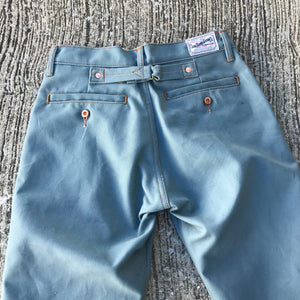 12oz Duck Canvas Seagrass CHINO Version
