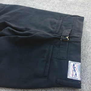 12oz Duck Canvas Black CHINO Version