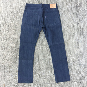 OPSTK 14oz Indigo Cone Mills White Selvage 5 Pocket 33W x 33L 901 Slim Fit