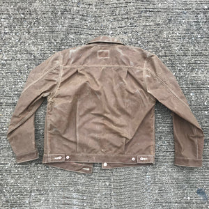 OPSTK 1953 Type II Jacket 15oz Wax Duck Canvas Size SML Custom