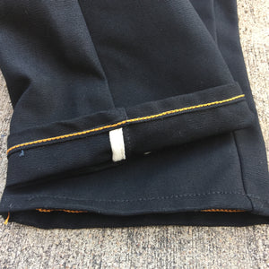 12oz Duck Canvas Black 5 POCKET Version