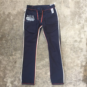 12oz Duck Canvas Navy CHINO Version