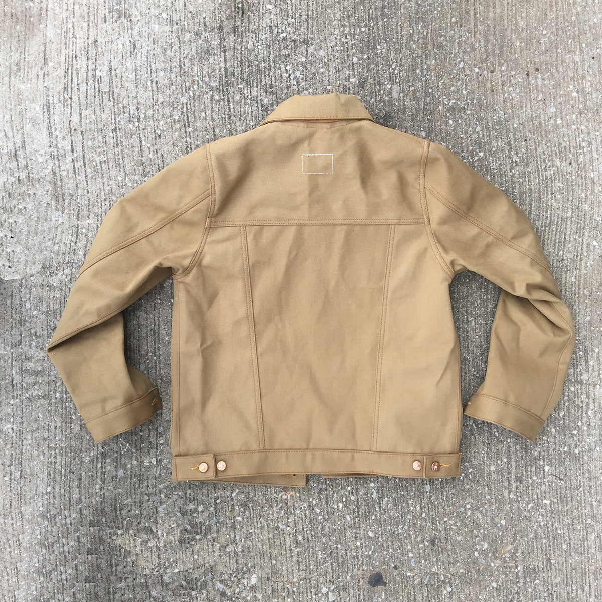 30oz Scottish Bull Denim Field hand Jacket