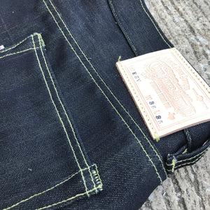17oz DuPont® Kevlar® Indigo Red Selvage