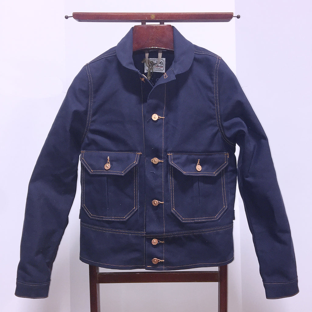 M. Brando Jacket 18oz Duck Canvas