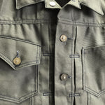 12oz Duck Canvas Field Hand Jacket Grey {Various Colors}