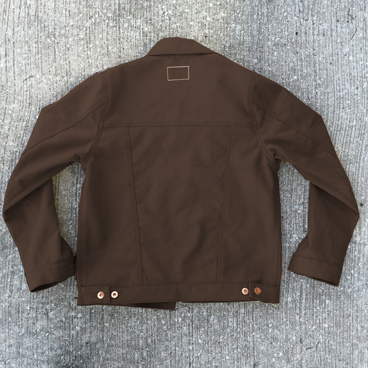 18oz BROWN Duck Canvas Field Hand Jacket
