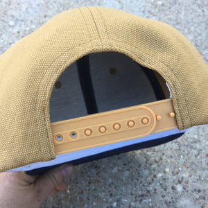 15oz USA Duck Canvas Snapback HAT Blank