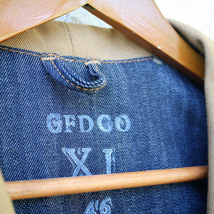 12oz Timber Duck Canvas Type D Waistcoat