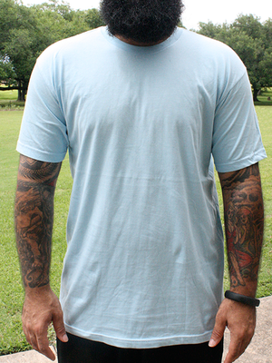 "TEXAS MADE Tee Crew Neck ""Workman Pocket"" 3 Pack Special ""PICK YOUR OWN 3 COLORS"""