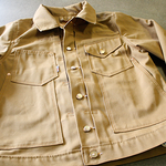 12oz Duck Canvas Field Hand Jacket Seagrass {Various Colors}