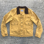"OPSTK 12oz Mustard WAX ""Workman"" Duck Canvas TYPE 2 MODIFY SML SLIM Fit"