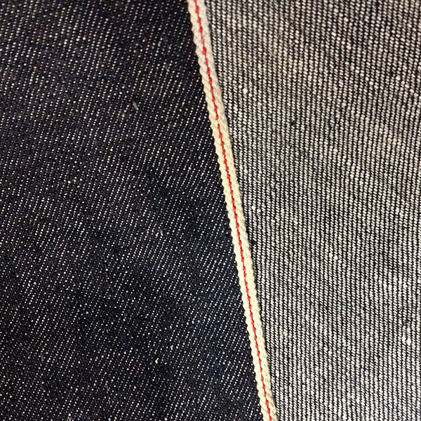 11oz Cotton-Linen Japanese Red Selvage