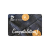 Gift Card- Congratulations