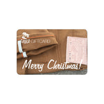 Gift Card- Merry Christmas