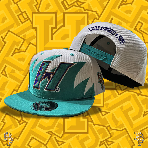 Hou Diamondbacks Sharktooth Snapback