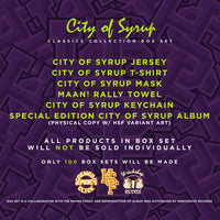 City of Syrup Box Set