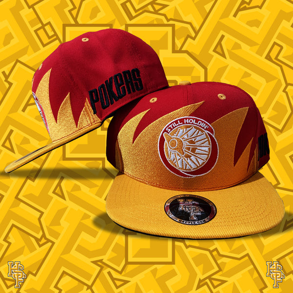 Pokers Sharktooth Snapback