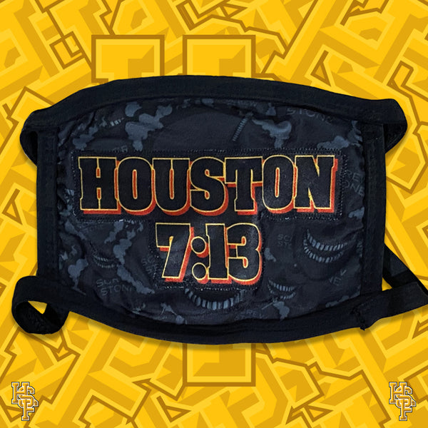 Houston 7:13 Mask