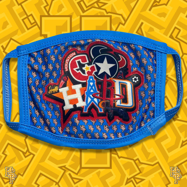 Houston Go Hard Mask