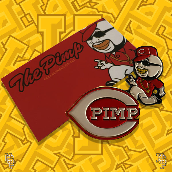 The Pimp Pin 2 Pack