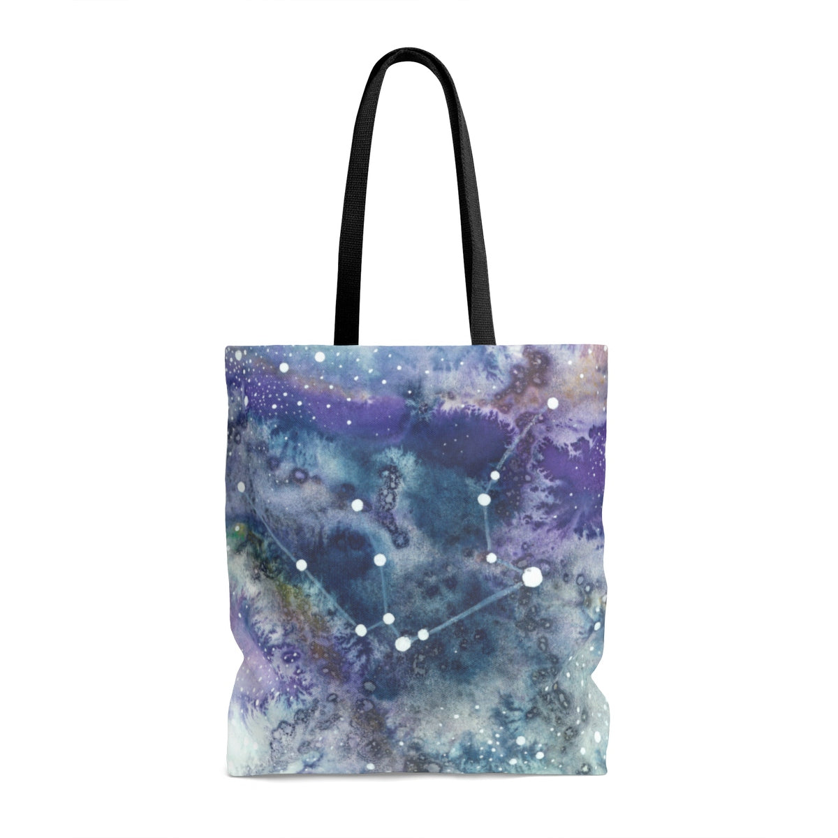AQUARIUS Tote Bag, Bags - Gravitational Pull Art