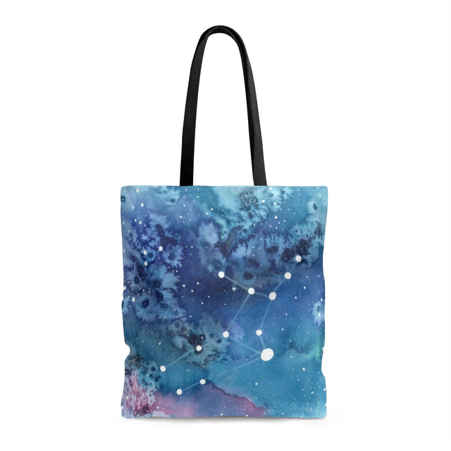 VIRGO Tote Bag, Bags - Gravitational Pull Art