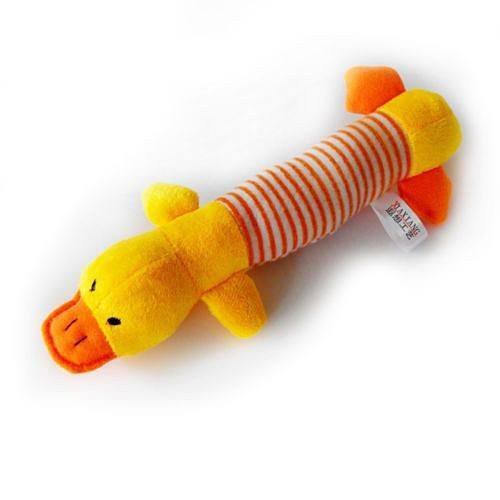 Chew-N-Squeak Toy