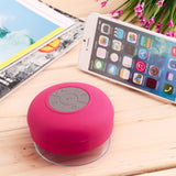 Gadgets - Splashproof Bluetooth Shower Speaker