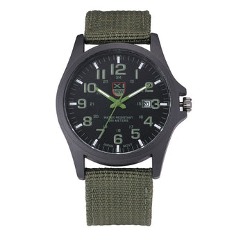 Outdoorsman's Watch