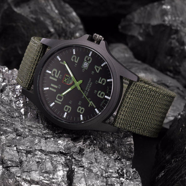 Outdoor Sport Men's Watch