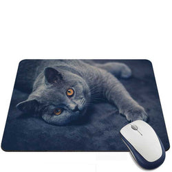 Lazy Cat Mousepad