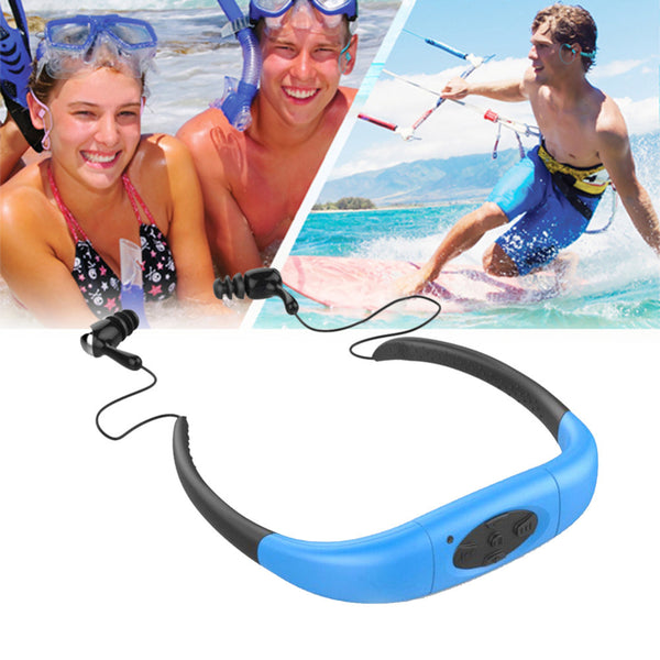 Waterproof 4GB MP3