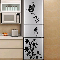 Refrigerator Decal