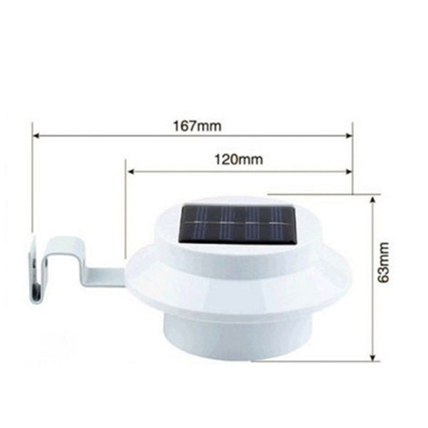 Solar-Power Outdoor Light