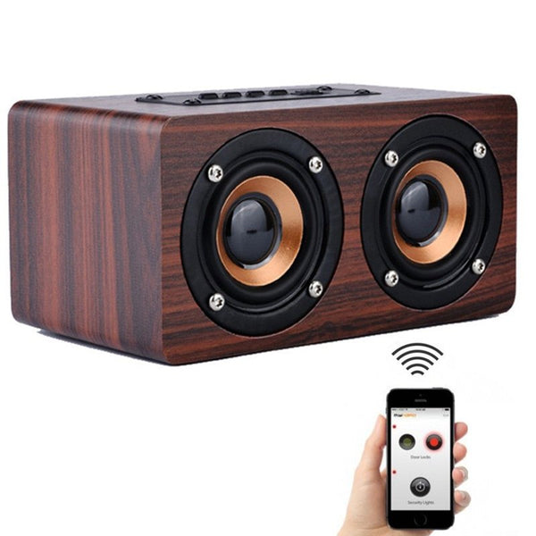 Wooden Wireless Speaker