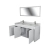 "SW Double Sink 64"" - New Star Spa & Furniture"