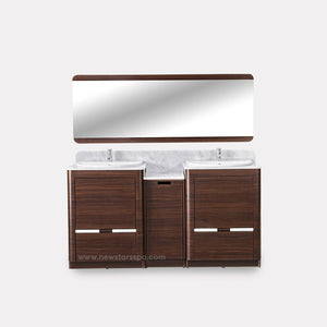 YC Double Sink - New Star Spa & Furniture